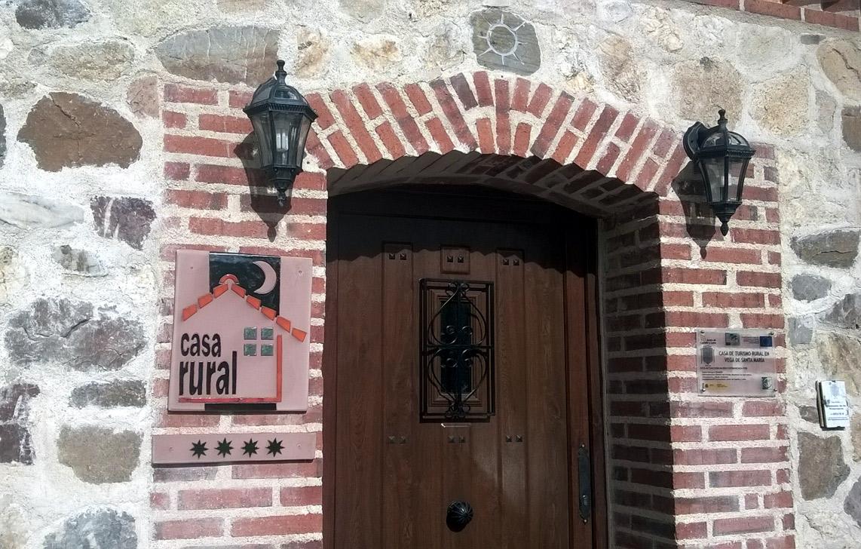 Casa rural en vila duquesa de la conquista en la mora a - Casa rural cerca de siguenza ...